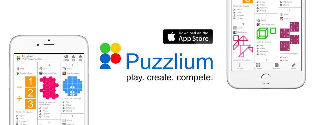 Puzzlium — The First Puzzle Social Network